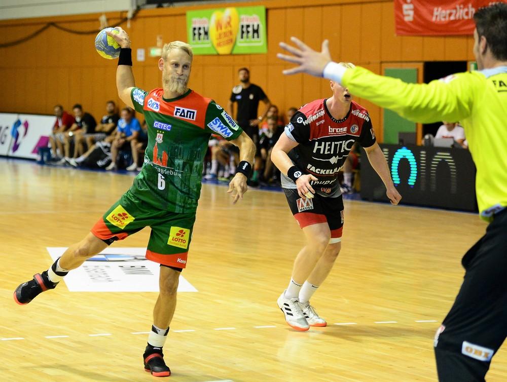 Elisson und Musche Toptorjäger des Sparkassen-Handballcups