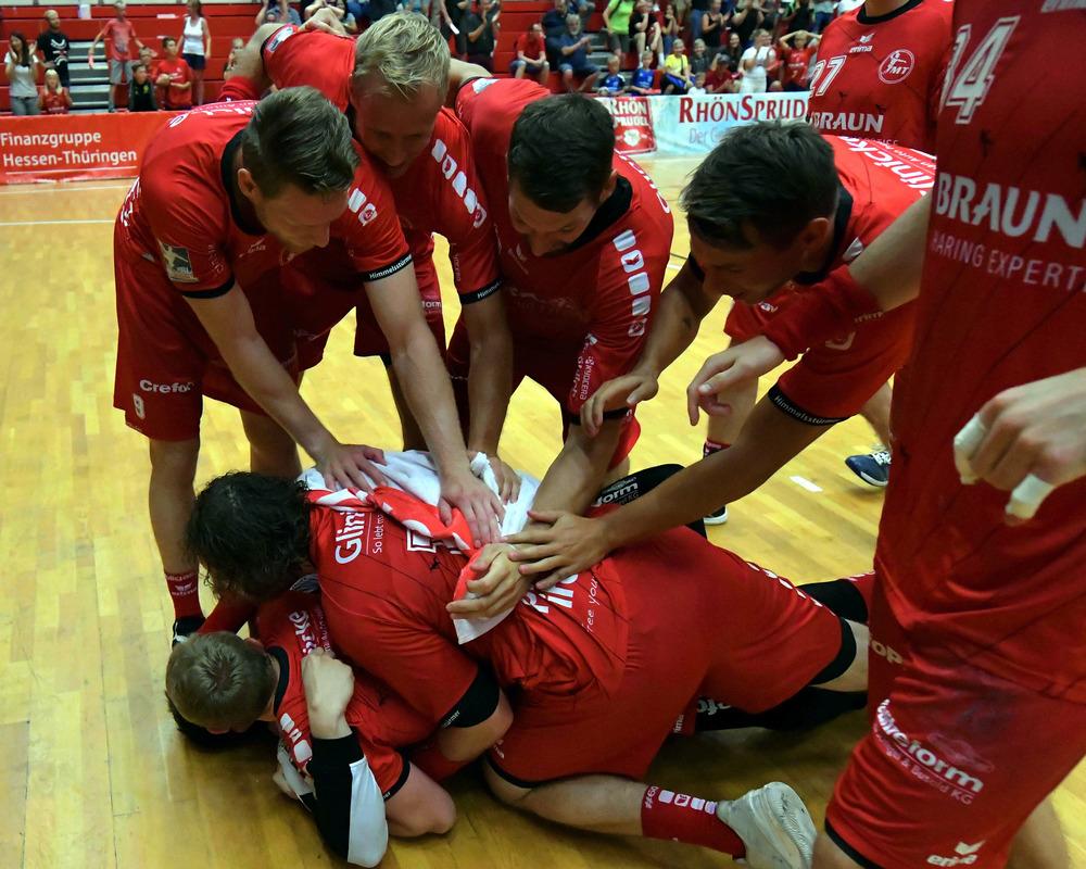 Impressionen vom Finaltag des Sparkassen-Handballcups